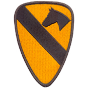 First Calvary Patch