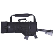 Tactical Rifle Black Scabbard