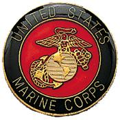 Marine Corps Pin