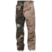 Two-Tone Camo BDU Pants