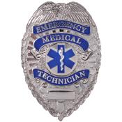 Deluxe EMT Badge
