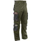 Vintage Accent Paratrooper Fatigues Pants