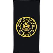 Army Insignia Beach Towel