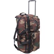 Rothco Camo 30 Inch Military Expedition Wheeled Bag