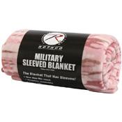 Military Sleeved Blanket