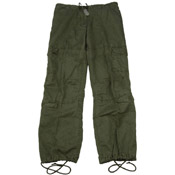 Womens Vintage Paratrooper Fatigue Pants
