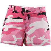 Ultra Force Womens Pink Camo Short