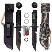 Ultra Force Survival Kit Knife
