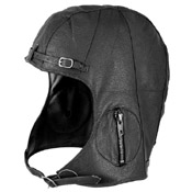 WWII Style Leather Pilots Helmet