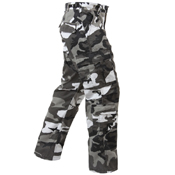 Vintage Camo Paratrooper Fatigue Pants