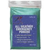 All Weather Emergency Poncho