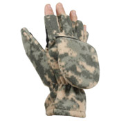 Fingerless Sniper Mittens  Gloves