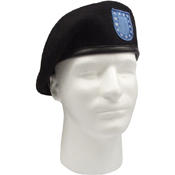 Inspection Ready with Flash Beret