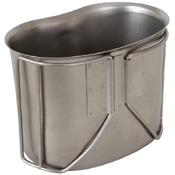 Ultra Force GI Style Stainless Steel Canteen Cup