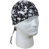 Skulls Headwrap