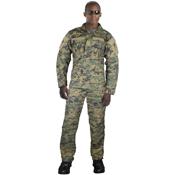 Mens Army Combat Uniform Shirt