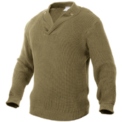 Mens WWII Vintage Mechanics Sweater