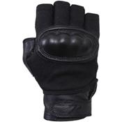 Hard Knuckle Fingerless Gloves