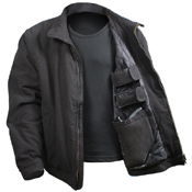 Mens 3 Season Concealed Carry Jacket