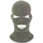 Ultra Force Face Mask 3 Hole Acrylic Foliage