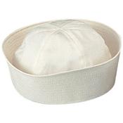 GI Type Navy White Sailor Hat