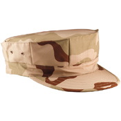 Marine Corps Poly-Cotton Rip-Stop without Emblem Cap