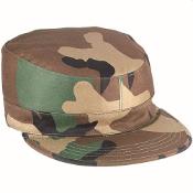 Government Spec 2 Ply Rip-Stop Army Ranger Fatigue Cap