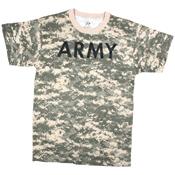 Mens ACU Digital Army T-Shirt