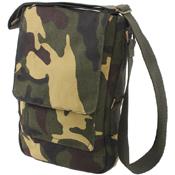 Vintage Canvas Military Tech Bag