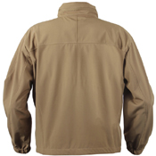 Mens Covert Ops Light Weight Soft Shell Jacket