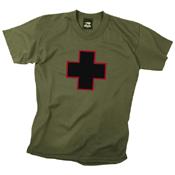 Mens Cross Sign T-Shirt