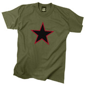 Mens China Star Sign T-Shirt