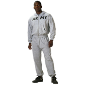 Mens GI Type Physical Training Sweatshirt