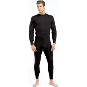 Mens Single Layer Poly Underwear Bottoms