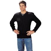 Mens GI Type Wool V-Neck Sweater