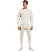 Mens Thermal Knit Underwear Top