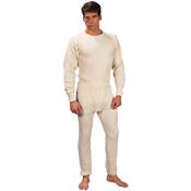 Mens Heavyweight Thermal Knit Underwear Top