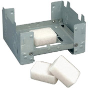 Two Position Pocket Stove