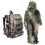 Bushrag Ghillie Pack And Suit