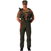 Government Spec Enhanced Tactical Load Bearing Vest