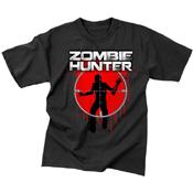 Mens Vintage Zombie Hunter T-Shirt