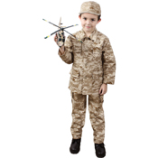 Kids Digital Camo BDU Shirt