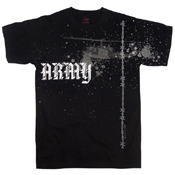 Mens Vintage Army Helicopter T-Shirt