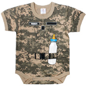 Infant Soldier One-Piece