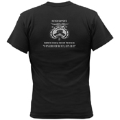Mens Bad To The Boonie T-Shirt