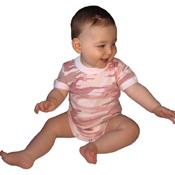 Infant Camo One-Piece