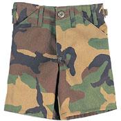 Kids BDU Shorts