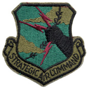 Patch - Strategic Air Command
