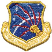 Patch - USAF Communication Service