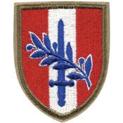 Austrian Occupation Force Patch